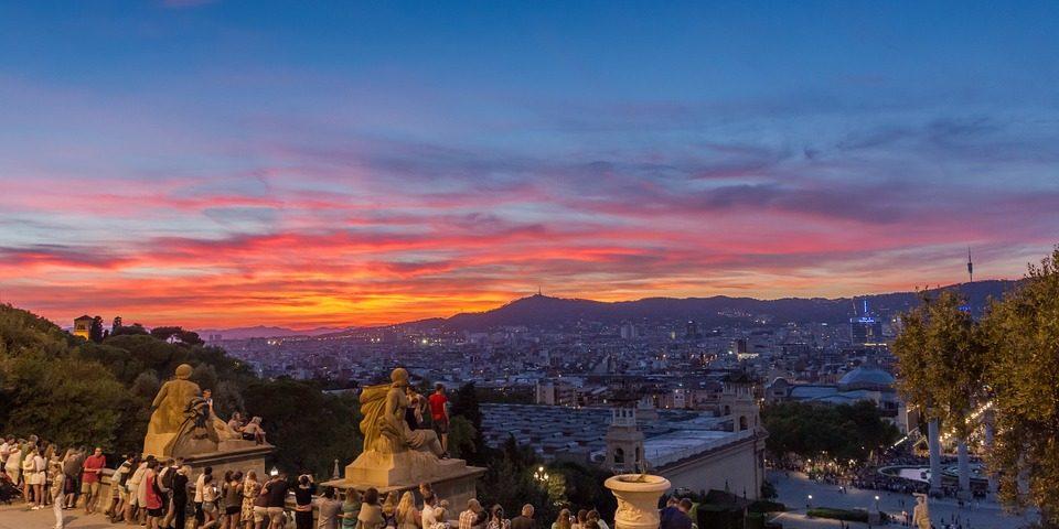 Bienvenida a un nuevo curso TCP en Barcelona. ¡Hola, futuros auxiliares de vuelo!