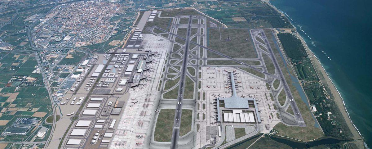 El aeropuerto de Barcelona, el que más crece en toda España durante 2017