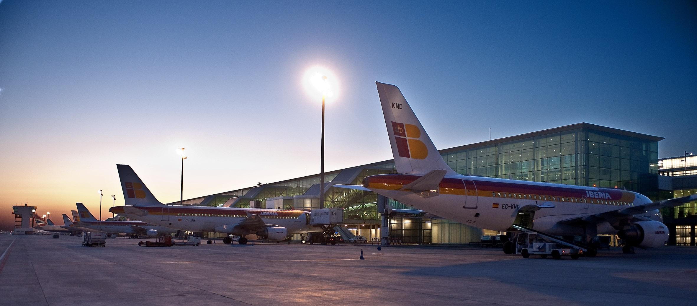 Récord de pasajeros en un sólo día en el aeropuerto de Barcelona