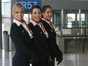 Nueva oferta de empleo en Air Nostrum: Jornada de Puertas Abiertas para auxiliares de vuelo en Valencia