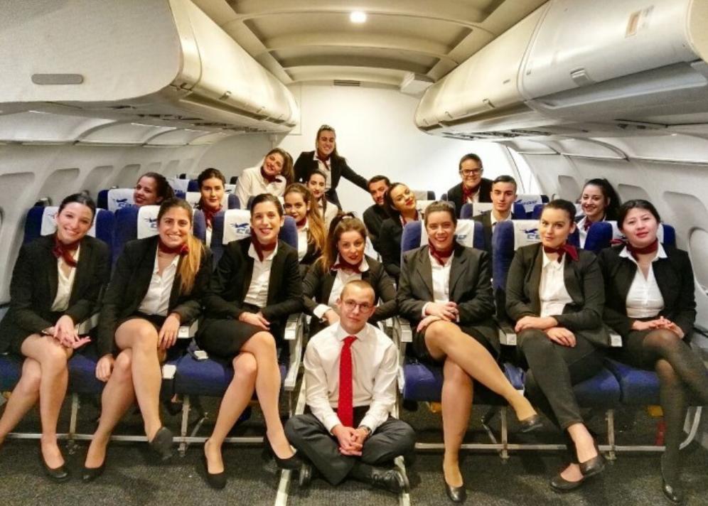 Nuevo curso auxiliar de vuelo TCP en Zaragoza: ¡Últimas plazas para el primer trimestre de 2019!