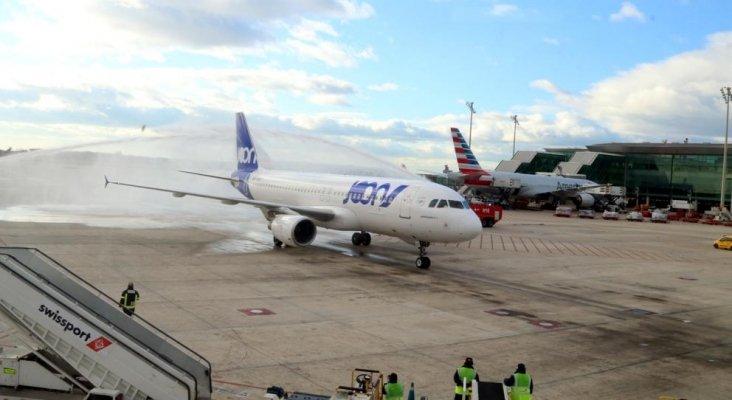 Este invierno 2017/2018, el aeropuerto de Murcia volará a Bruselas y Leeds