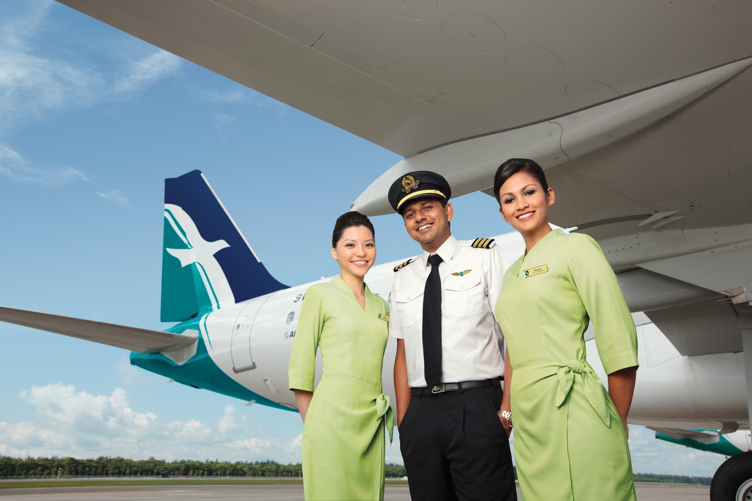Bienvenida a los futuros auxiliares de vuelo en Melilla. ¡Hola, promoción 1T!