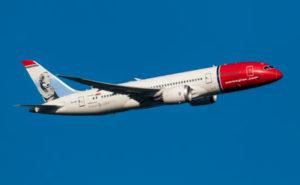 Norwegian amplía vuelos entre Barcelona y Estados Unidos para verano de 2018
