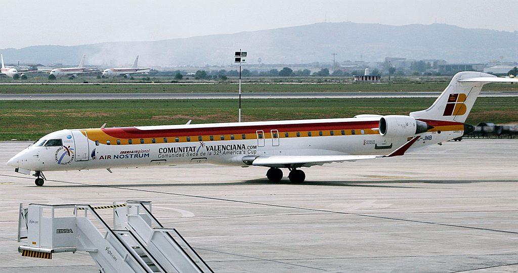 Empleo TCP: Jornada de Puertas Abiertas de Air Nostrum en Alicante el próximo 21 de febrero