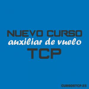 Próximo curso TCP en Castellón en horario de tardes. ¡Aun estás a tiempo para ser auxiliar de vuelo!