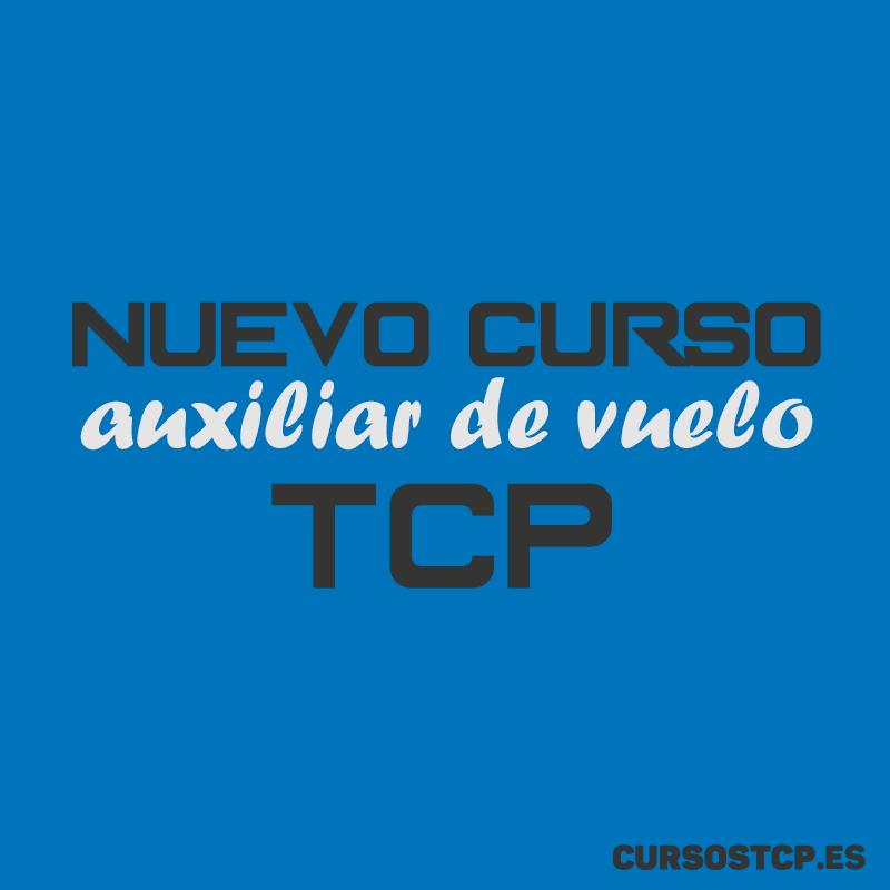 Nuevo curso auxiliar de vuelo TCP en Jerez: ¡Últimas plazas para el primer trimestre de 2019!