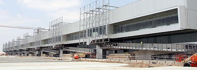 El nuevo aeropuerto de Murcia generará 500 puestos de trabajo