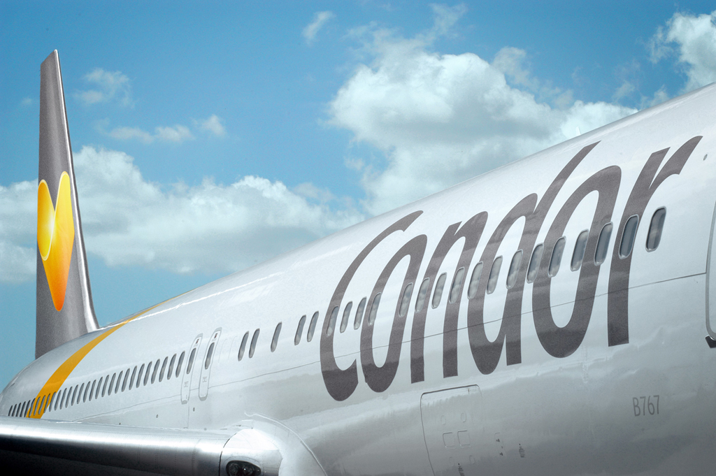 La aerolínea Condor anuncia nuevos vuelos para este otoño de 2018 en el aeropuerto de Mallorca