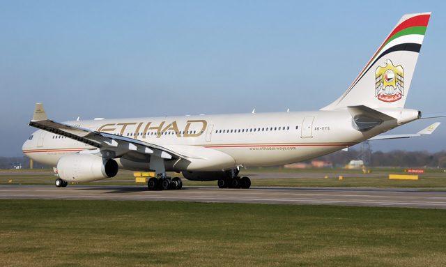 Etihad Airways tendrá una nueva ruta en el aeropuerto de Barcelona para la temporada de invierno 2018/2019