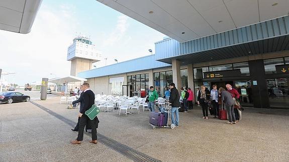 Récord en el aeropuerto de Málaga durante el primer fin de semana de septiembre de 2018