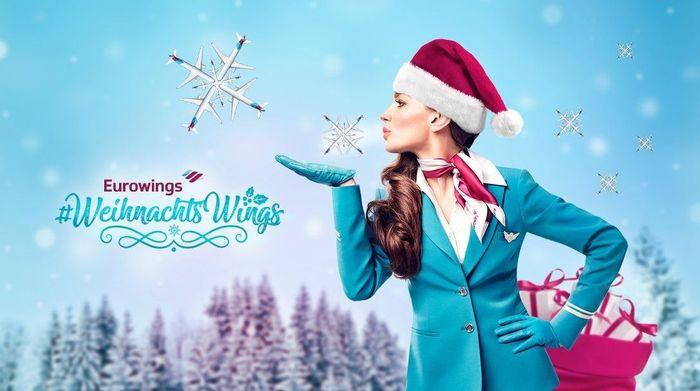 Eurowings amplía sus rutas con las Islas Canarias en la temporada de invierno 2018/2019