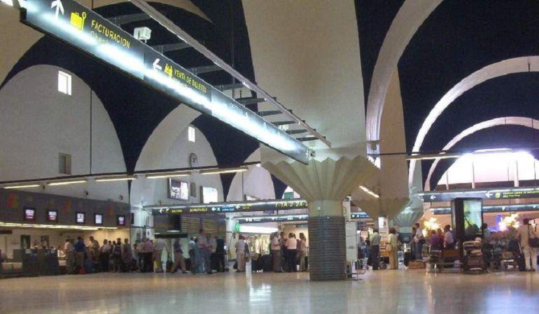 El aeropuerto de Bilbao recibe a su pasajero 100 millones. ¡Enhorabuena a quienes lo han hecho posible!