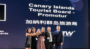 Las Islas Canarias, mejor destino mundial en rutas según World Routes 2018