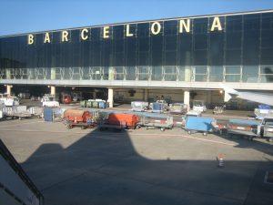El Aeropuerto de Barcelona-El Prat registra en octubre de 2018 un aumento de pasajeros del 8,8%