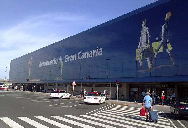 Los aeropuertos canarios registran en octubre de 2018 más de 3,9 millones de pasajeros