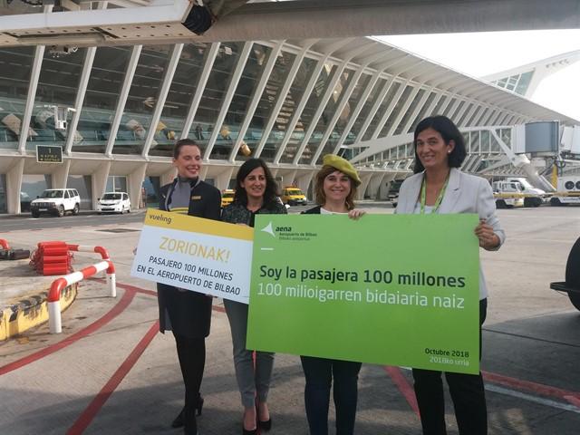 El aeropuerto de Barcelona espera superar los 23,1 millones de visitantes durante la temporada de invierno 2018/2019.