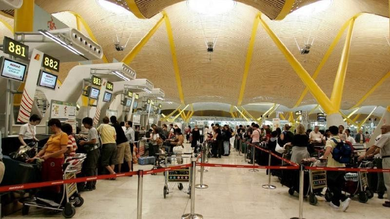 Nuevo récord histórico: Los aeropuertos españoles han registrado 264 millones de pasajeros en 2018