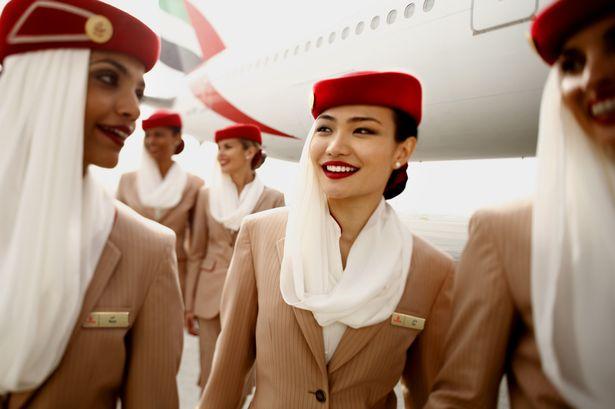 Empleo TCP: Emirates busca auxiliares de vuelo en Barcelona el próximo 23 de marzo de 2019