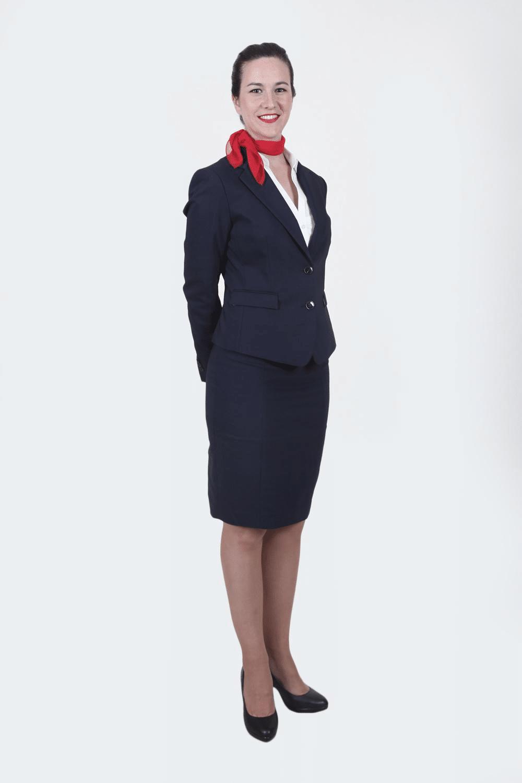 Entrevista a nuestra alumna Ana Clara, auxiliar de vuelo TCP en Vueling