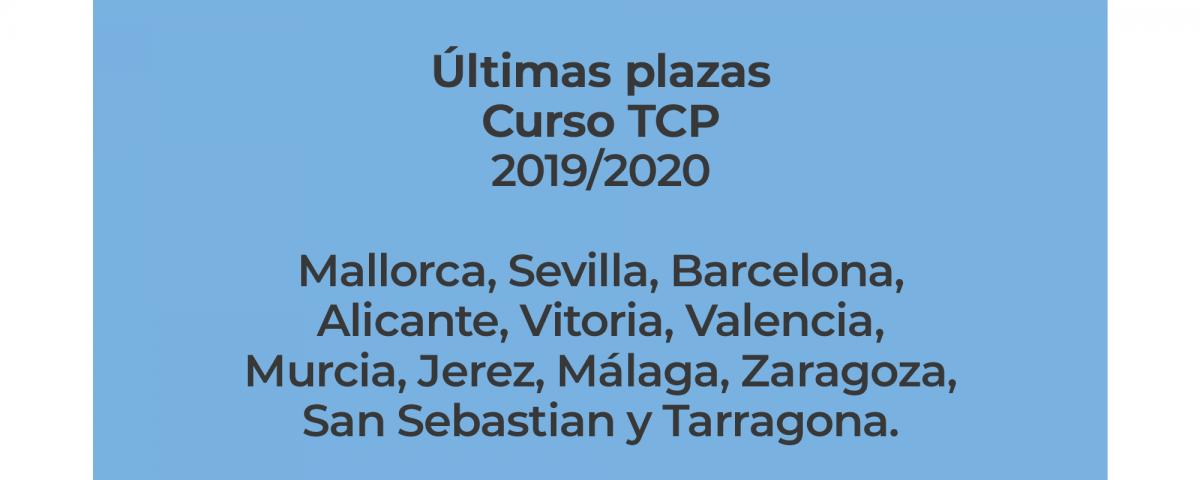 Nuevo curso auxiliar de vuelo TCP en Sevilla, Tenerife, Málaga, Valencia, Barcelona, Almería, y Tarragona: ¡Últimas plazas para el último trimestre de 2019!