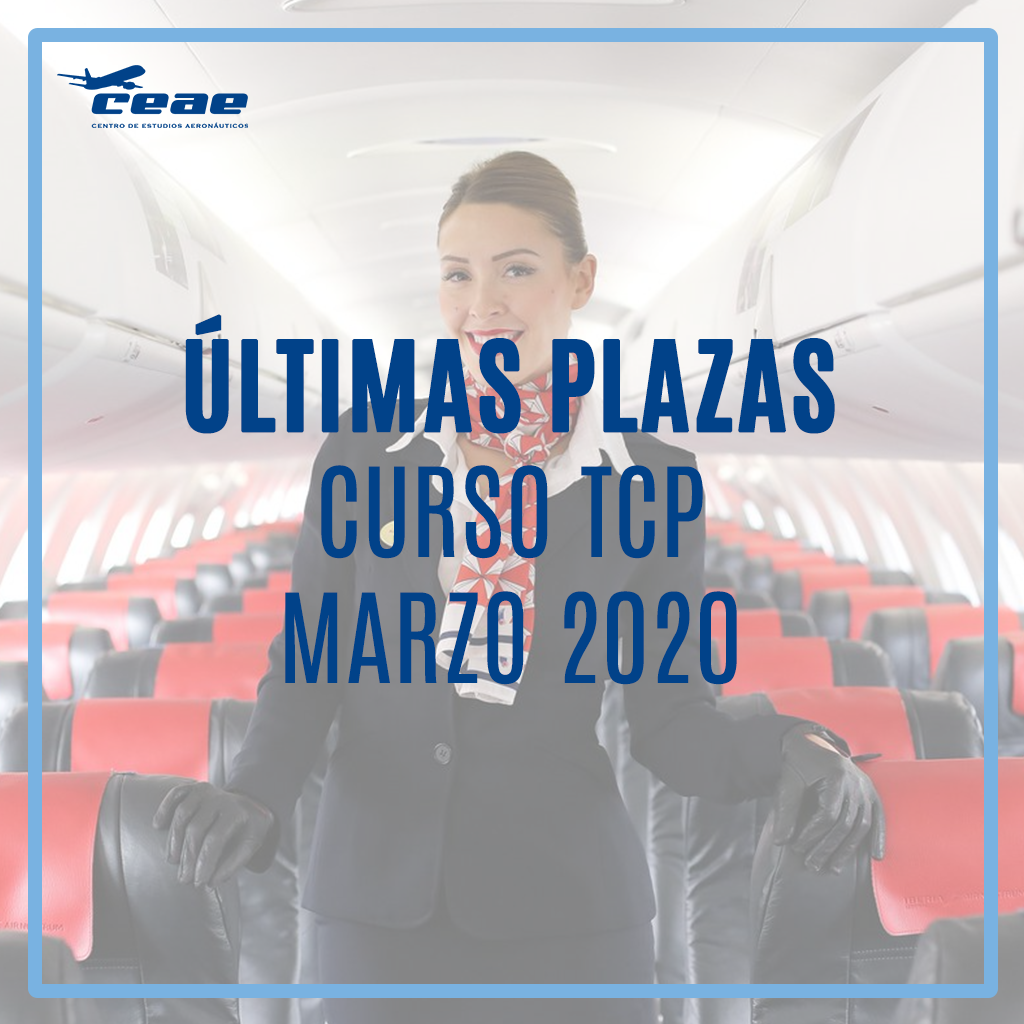 Últimas plazas para un nuevo curso TCP en Murcia, Valencia, Bilbao, Zaragoza, Mallorca, Almería, Sevilla, Alicante, Tenerife, Las Palmas y Jerez el primer trimestre de 2020. ¿Vas a dejar volar esta oportunidad?