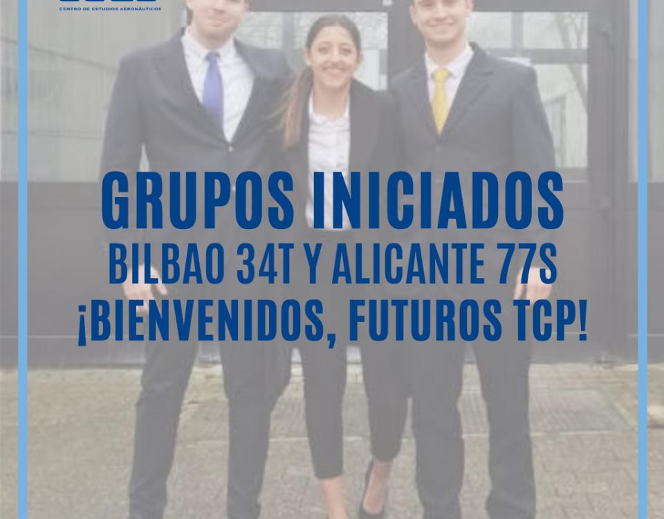 Así son las prácticas de nuestros alumnos TCP de la promoción 174M en Barcelona