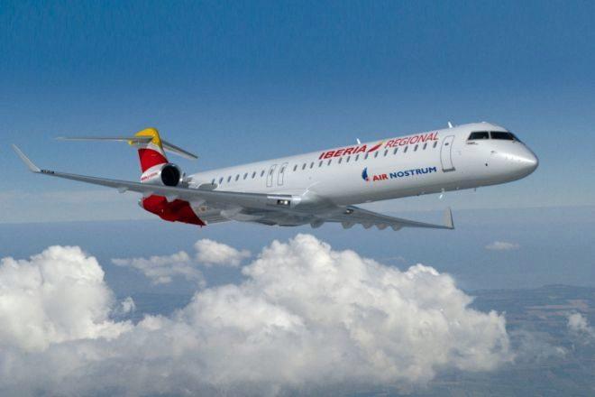 La compañía aérea Air Nostrum reanuda vuelos en Valencia y entre Canarias, Baleares y la Península a partir del 1 de julio de 2020