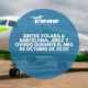 Entrevista a Natalia, alumna de la promoción 11T de Almería y auxiliar de vuelo TCP en Iberia Express