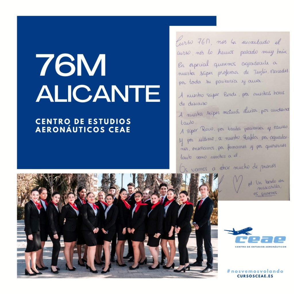 Curso de Tripulante de Cabina en Sevilla (TCP)