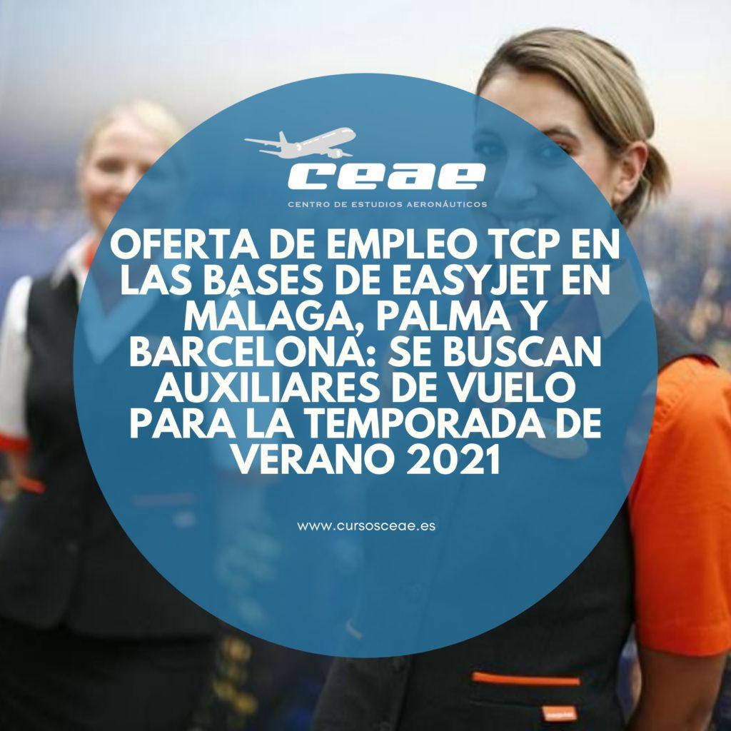 Curso de Auxiliar de Vuelo en Tarragona (TCP)